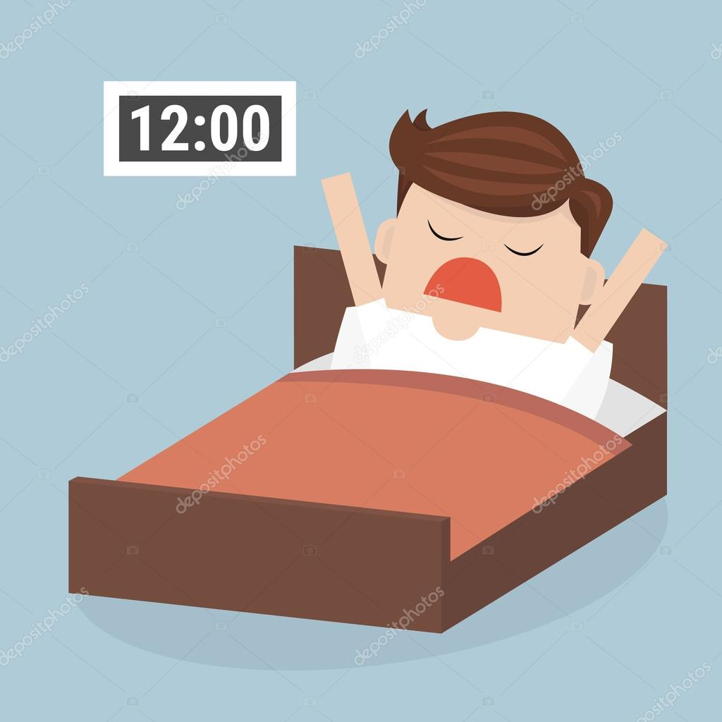 images How to Wake Up Late and Still Make It on Time