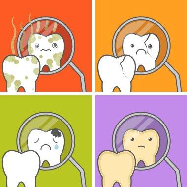 Concept of teeth