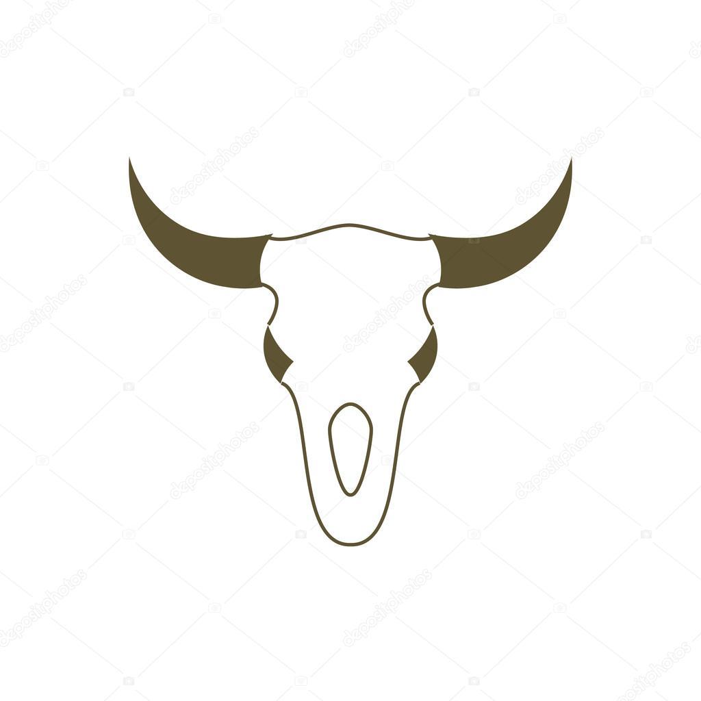Bull Skull Animal