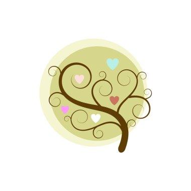Love Tree Tattoos Wedding