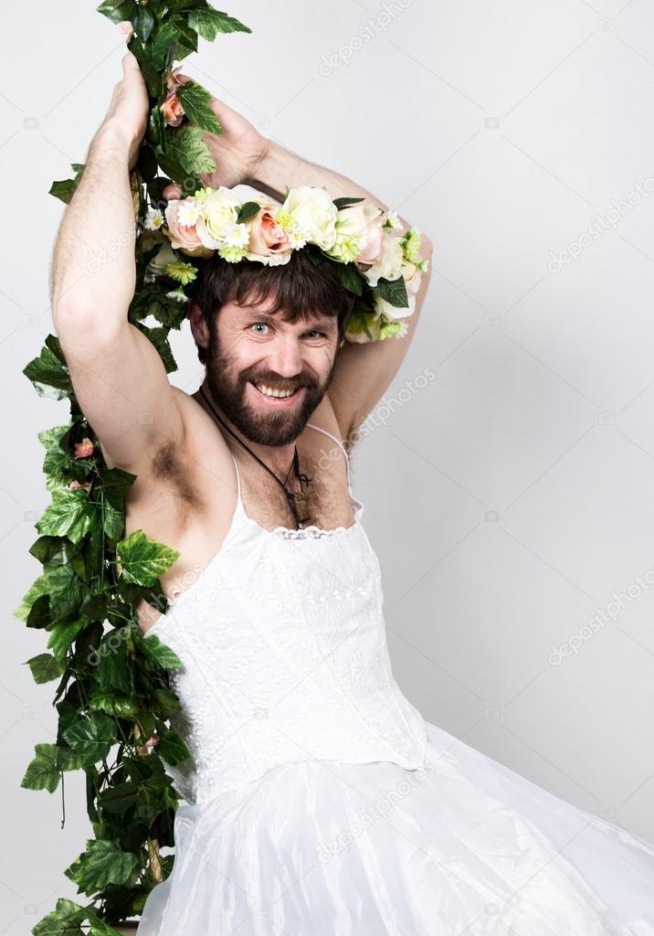 голые жены в платье свадебном фото и видио