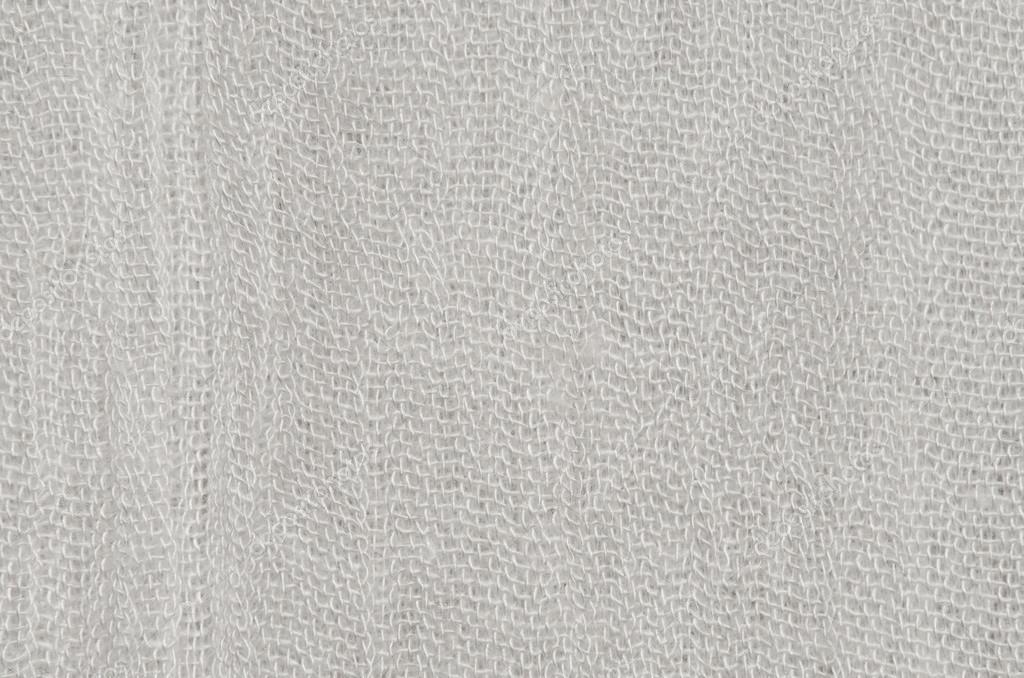 Patrón de textura de bufanda de lana blanca tejido — Fotos de Stock ...