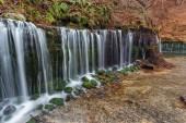 Karuizawa shiraito vodopád