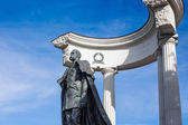 Pomník císaře Alexandra Ii v Moskvě