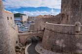 Fotografia Vista della città di Dubrovnik