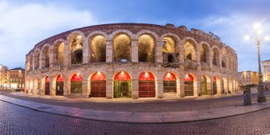 roman amphitheatre in Verona