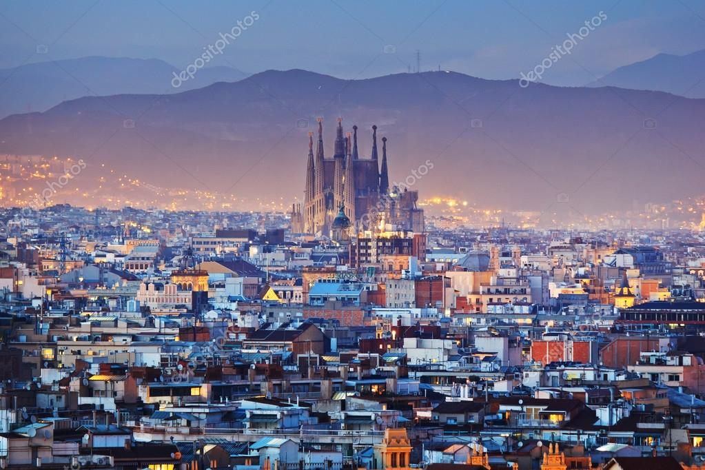 Names The name Barcelona comes from the ancient Iberian Barkeno attested in an ancient coin inscription found on the right side of the coin in Iberian script as