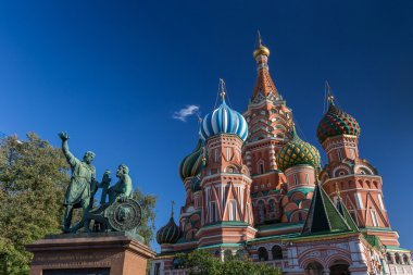 Domes of St. Basils Cathedral