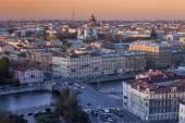 Architektura v Petrohradě v Rusku