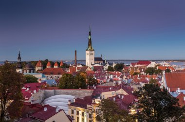 Old city in Tallinn