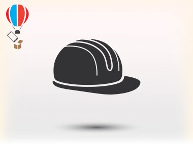 safety hard hat icon