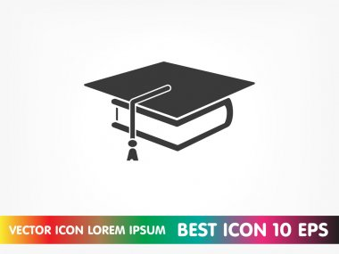 book and student icon