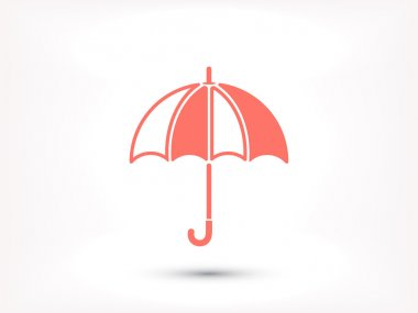 Umbrella, protection icon