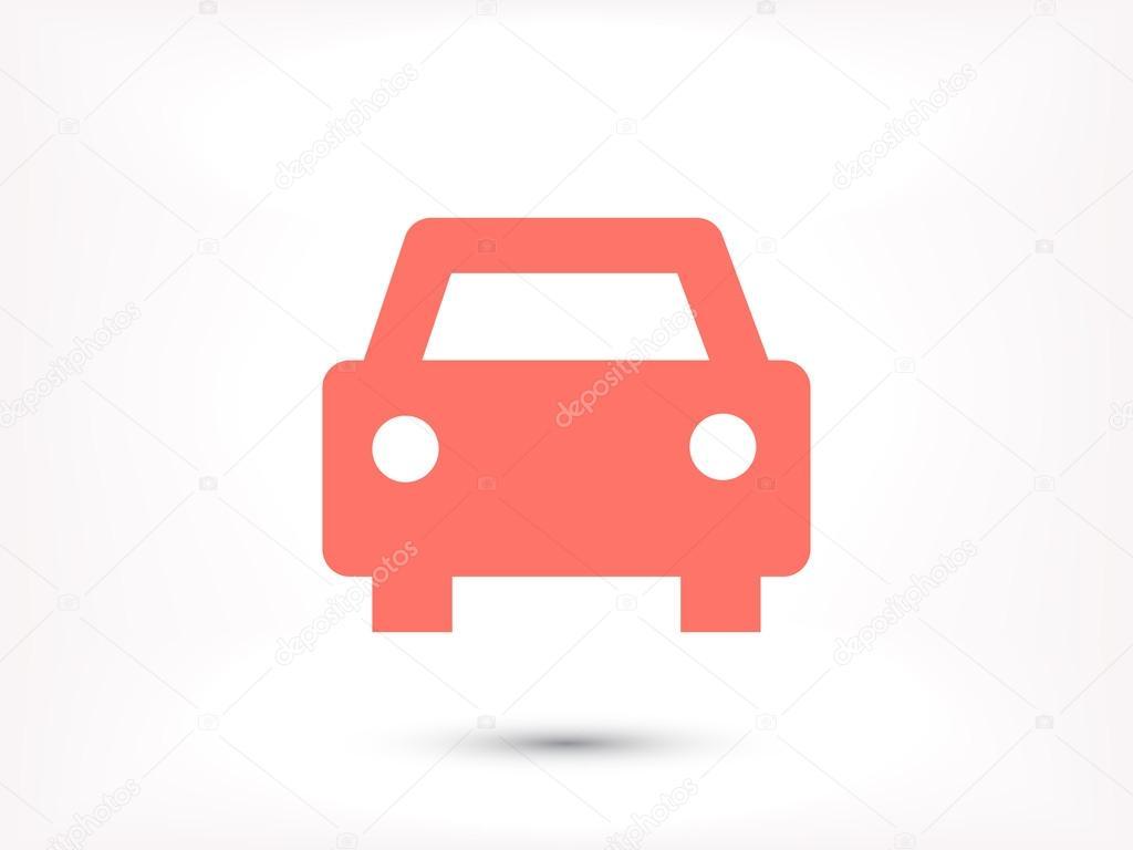Car, transport icon