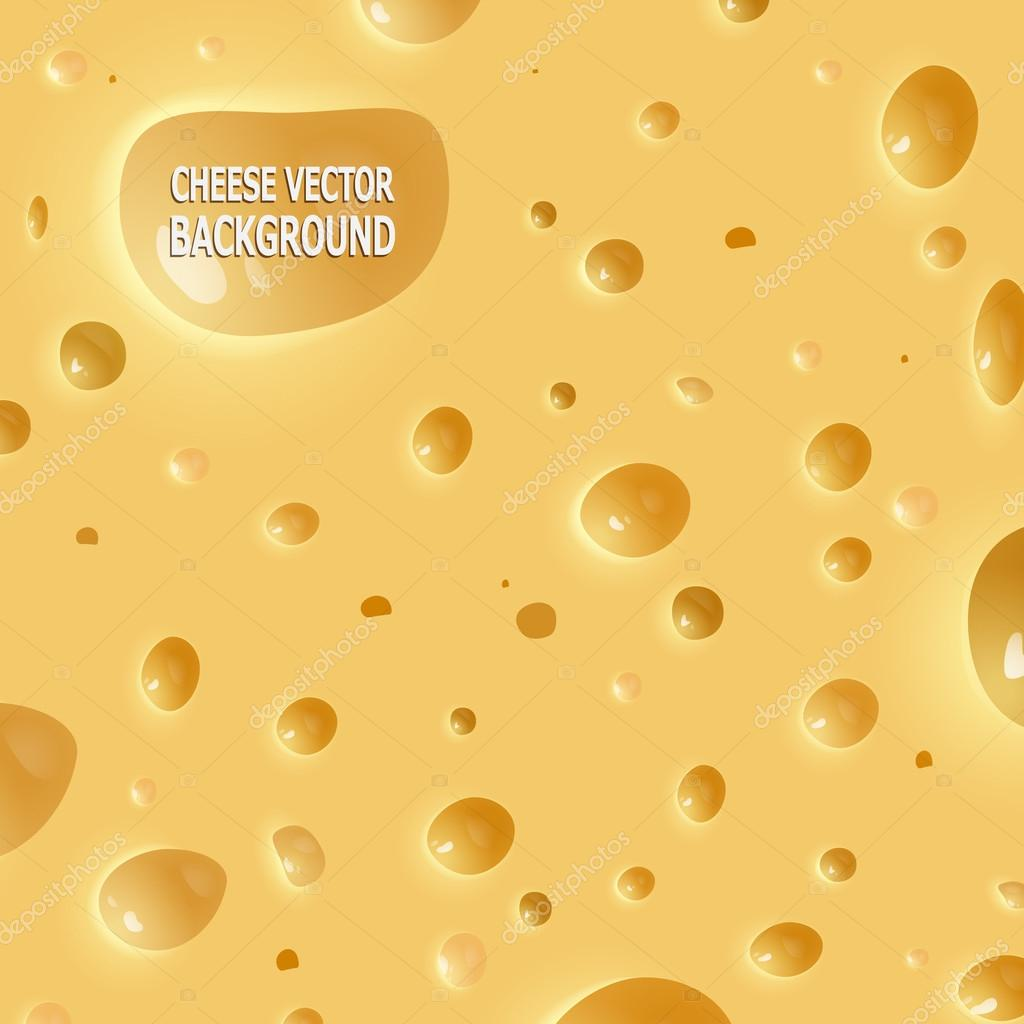 Vector cheese backgrounds