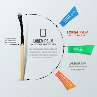 Infographics Template. Report template. Workflow layout, diagram, number options, web design.