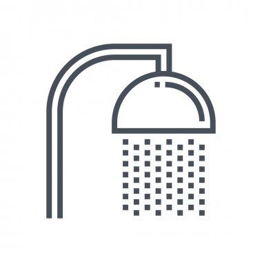 Shower theme icon