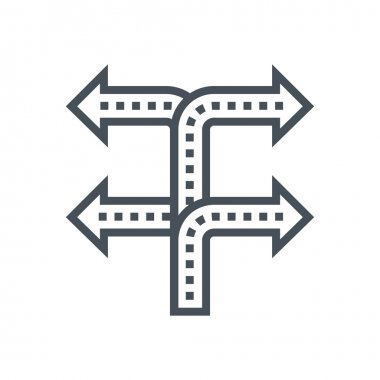 Directions theme icon