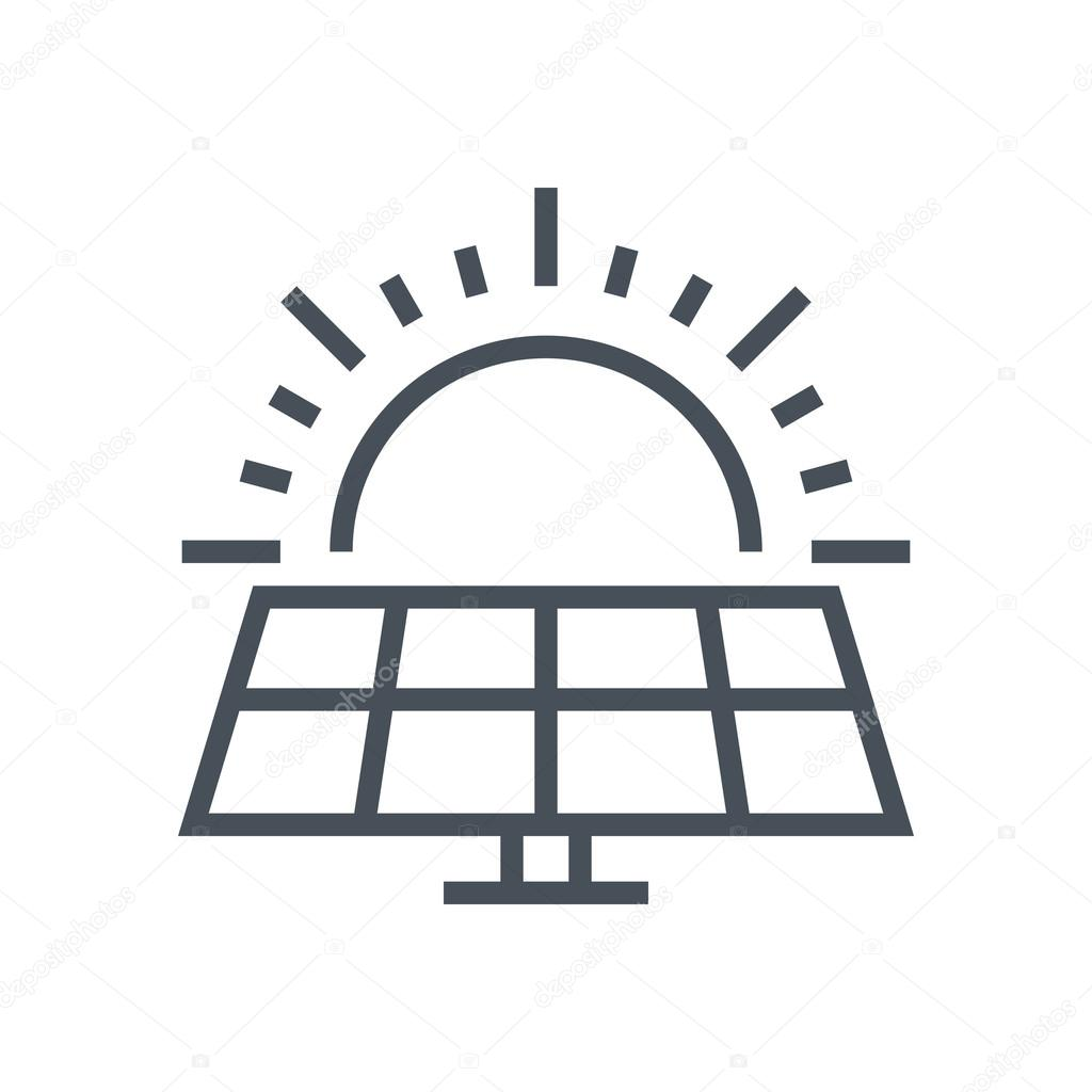 Power Line Icon Wiring Diagrams Com Circuitdiagram Signalprocessing Oscillatorcircuit Simplettl Solar Stock Vector U00a9 Howcolour 103098036 Conservative Construction