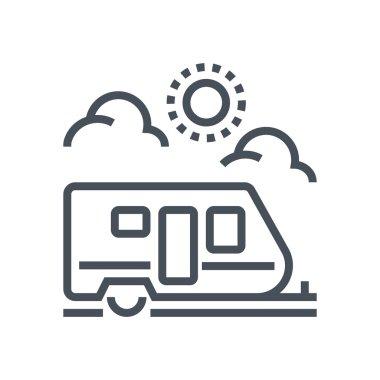 Caravan theme icon