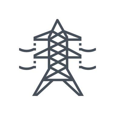 Electricity theme icon