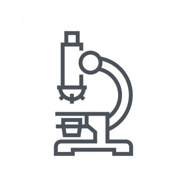 Microscope theme icon