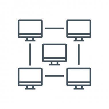 Network theme icon