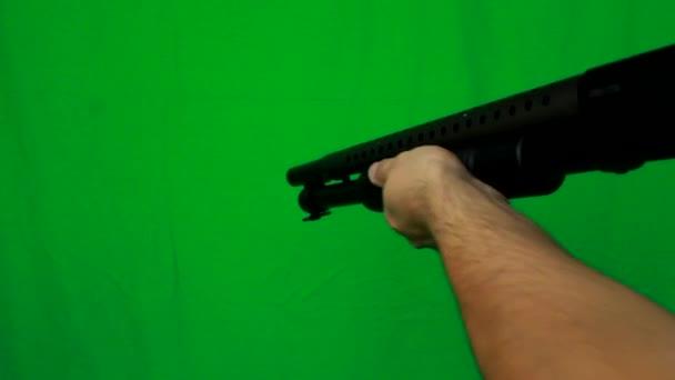 Shotgun Realoading, és a forgatás