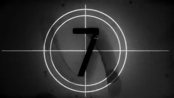 Countdown Film Clutter