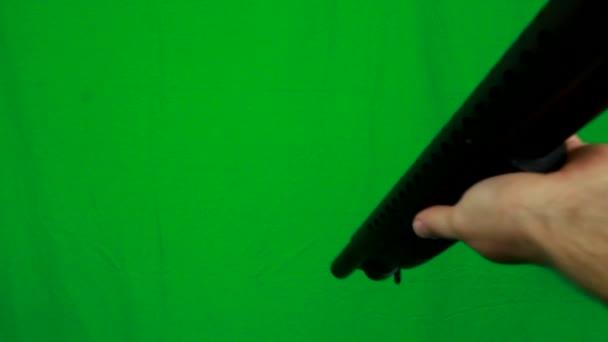 férfi kézi üzem shotgun