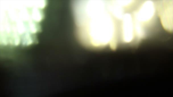Abstraktní světlo úniky