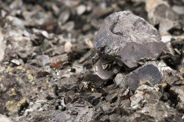 Lead zinc ore texture pattern