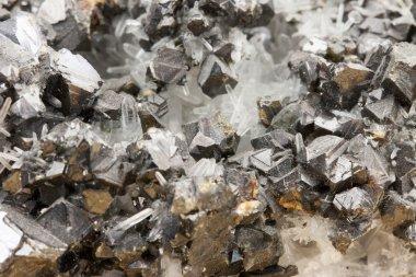 Lead zinc ore texture