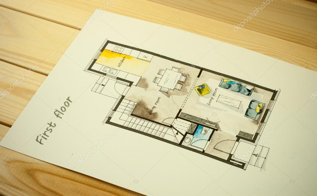 Comment Dessiner Un Plan D Appartement. Architecte D Est Un Logiciel