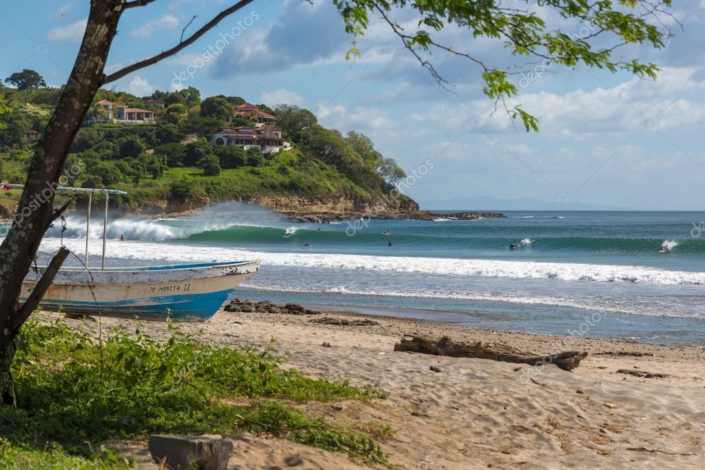 Amazing Surfing in Nicaragua