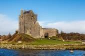Fotografie Castle in countryside of Ireland