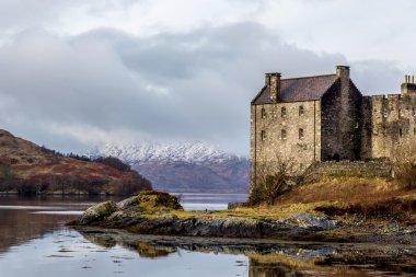 Eileen Donan castle in Scotland Highlands