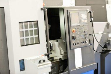 CNC Turn-Mill machine