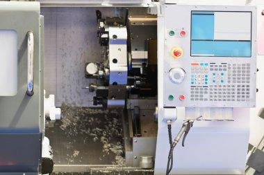 Automated CNC toolroom lathe