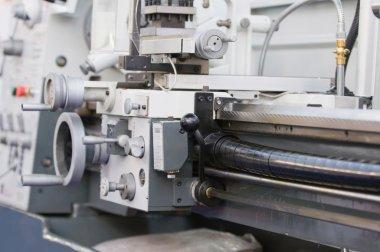 Industrial rotating machine