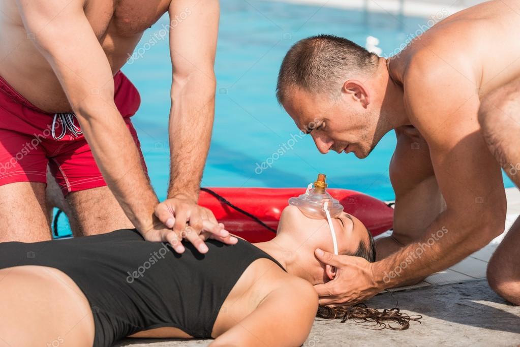 drowning victim resuscitation