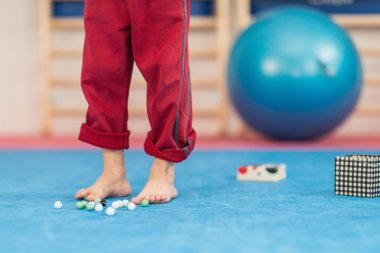 Flat feet physical therapy