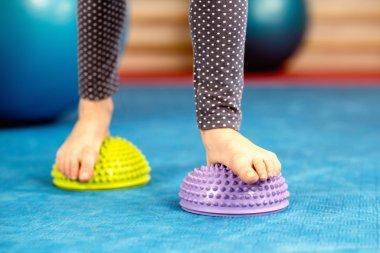 Flat feet correction exercise