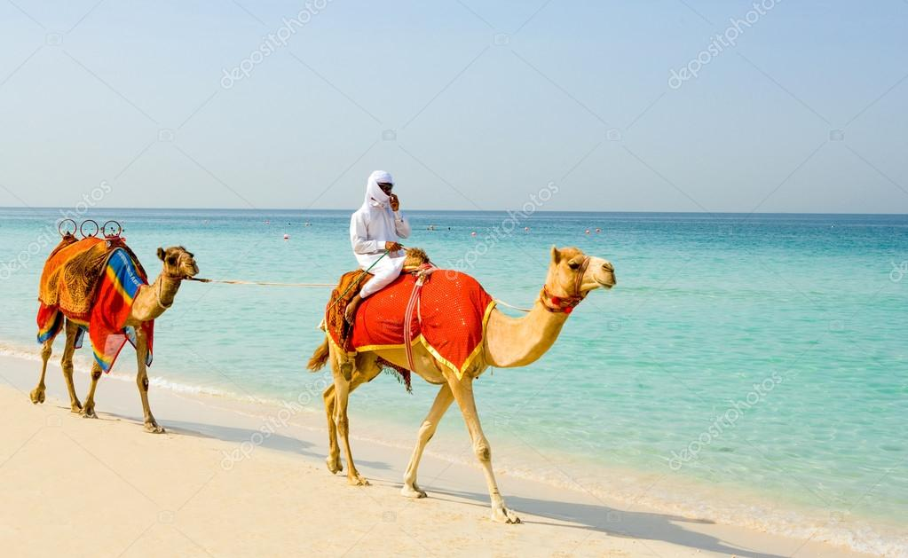 Dubai places and architectures