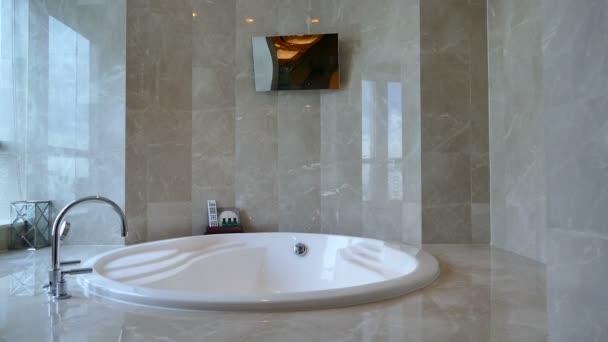 dekorace v interiéru koupelny
