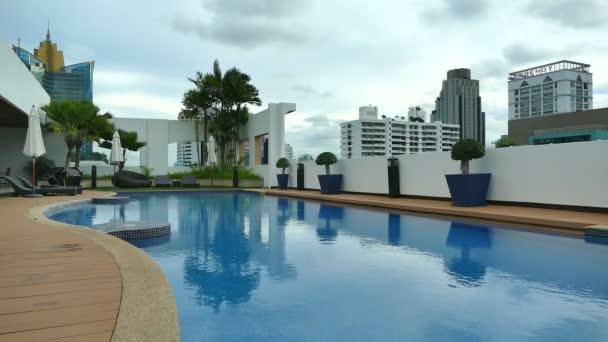 piscina in hotel