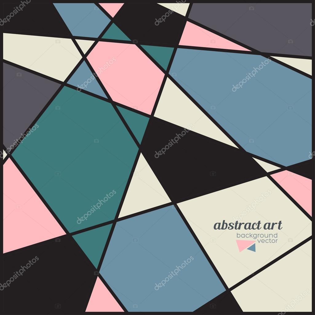 Abstract colorful kaleidoscope