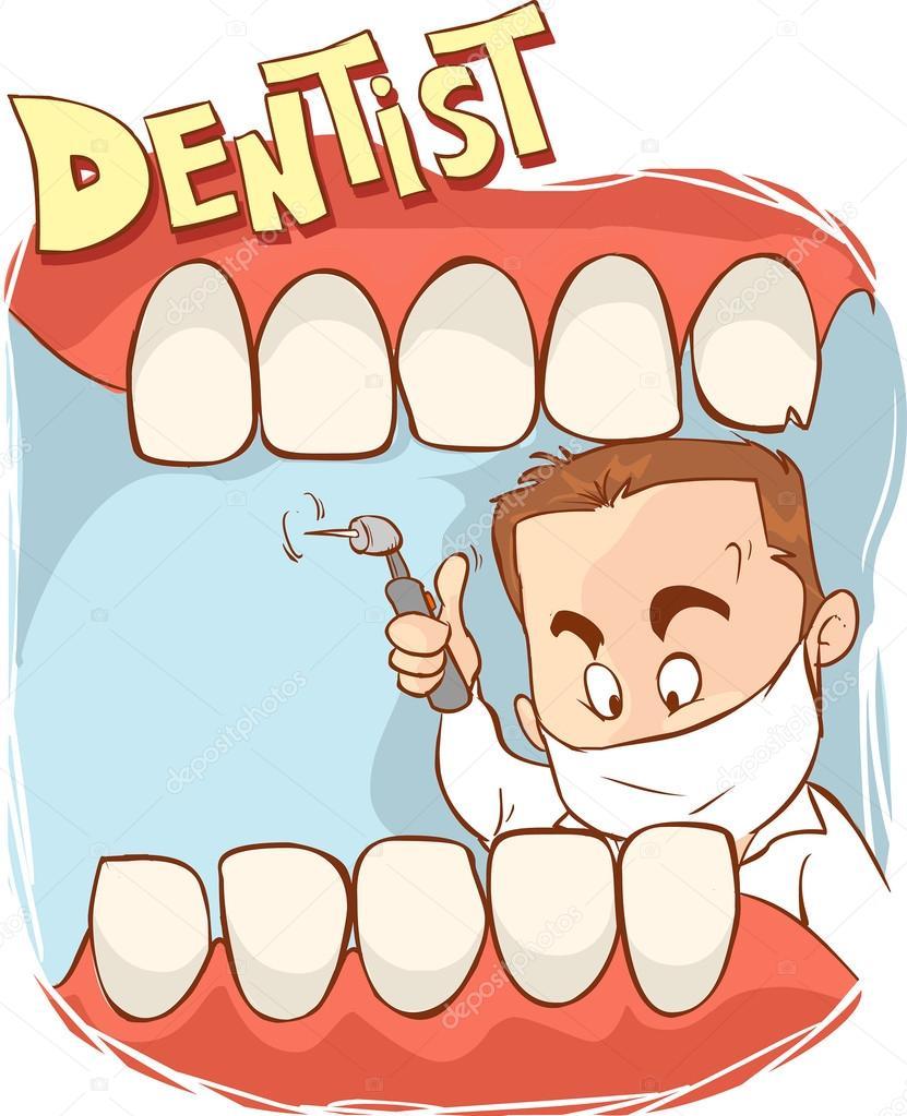 歯科イラスト ストックベクター Corbacserdargmailcom 95119470