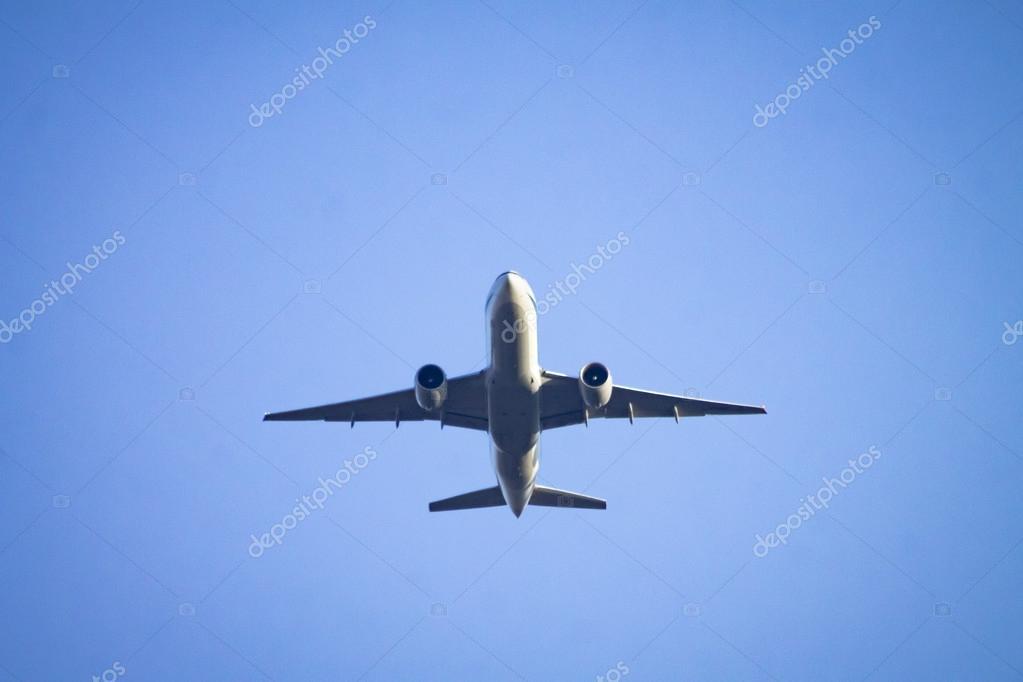 Reizen Vliegtuig Vakantie Voertuig Stockfoto Stefanoangeloni