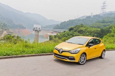 Renault CLIO RS 2013 Model